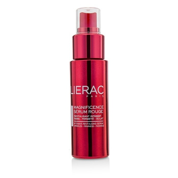lierac magnificence serum rouge antirughe illuminante viso e collo 30 ml